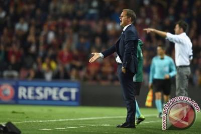 Inter Milan di dasar klasemen usai dikalahkan Praha 1-3