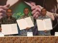 BPJSTK Tandatangan Komitmen Anti Korupsi
