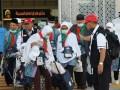 Jemaah haji Indonesia Bersiap Kembali Ke Tanah Air