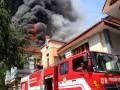 Kantor DPRD Gowa Dibakar