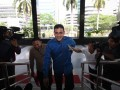 Pemeriksaan Nazaruddin Di KPK