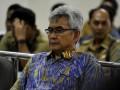 Kepala Dinas SDAP Banten Divonis