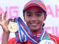Emas Lari Maraton Triyaningsih