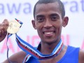 Emas Lari Maraton Agus Prayogo