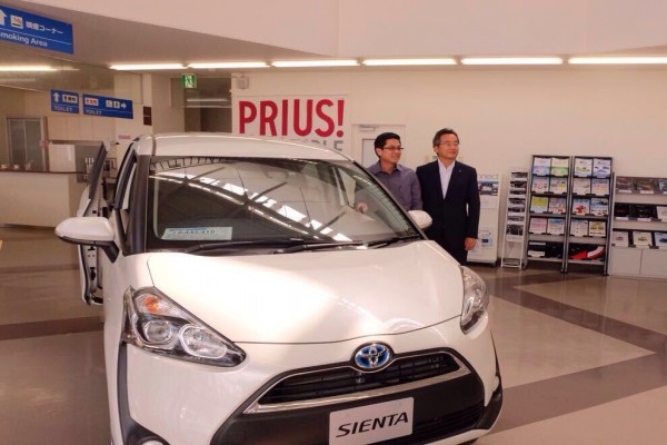 Lima alasan Toyota Sienta laris di Jepang