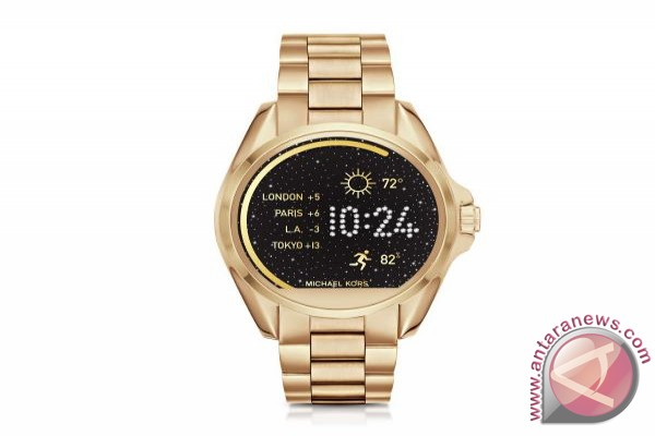 Introducing Michael Kors Access wearable technology: time ...