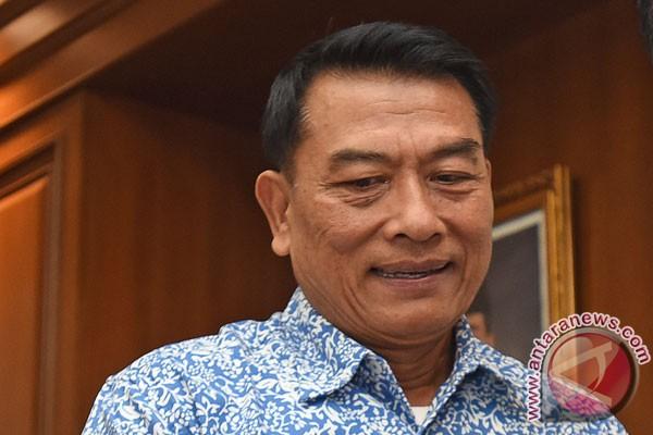 Moeldoko Siap Bantu Ketua Umum PSSI Yang Baru