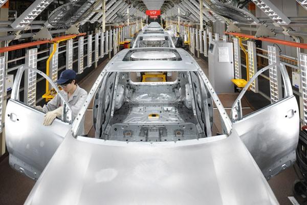 Toyota, Honda, Nissan mungkin terdampak skandal pemalsuan Kobe Steel