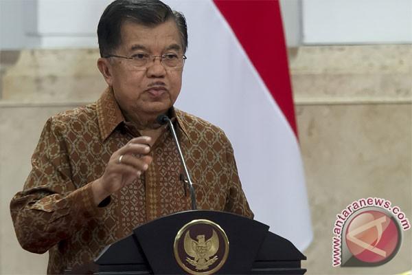 Wapres JK lantik PMI Jakarta