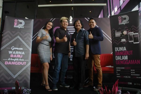 Neo Dangdut, platform dangdut pertama di Indonesia