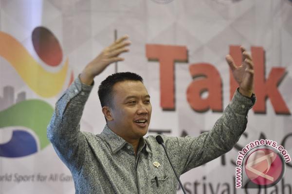 Menpora berharap suporter bersatu demi kemajuan sepak bola Indonesia