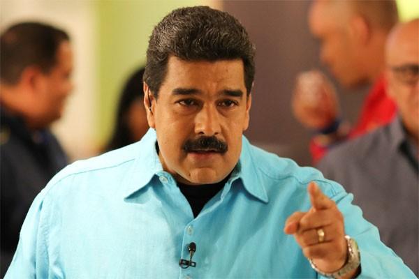 Presiden Maduro kembali serukan dialog dengan oposisi di Venezuela