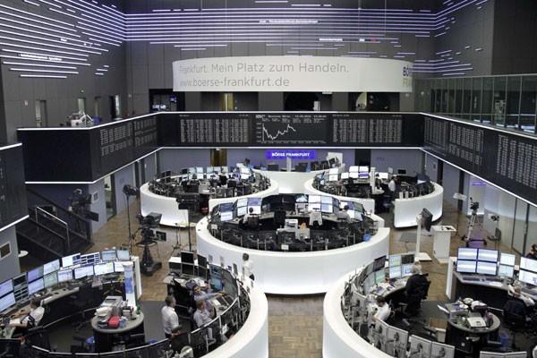 Indeks DAX-30 Jerman ditutup naik 0,40 persen