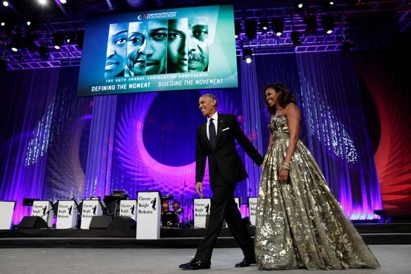Reaksi selebritas dunia terhadap pidato perpisahan Obama