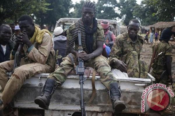 Republik Afrika Tengah diamuk bentrok SARA, enam tewas