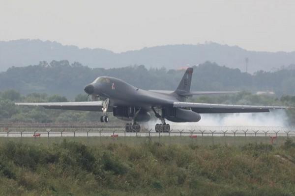 AS terbangkan Bomber B-1B Lancer di atas Semenanjung Korea