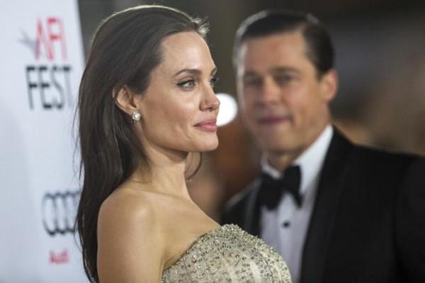 Brad Pitt Minta Hak Asuh Anak Bersama