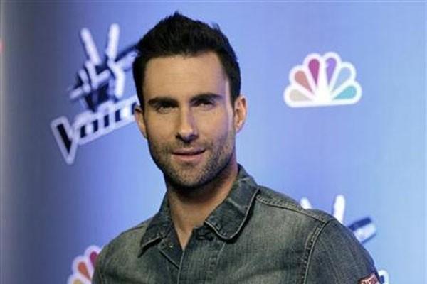 Adam Levine Akan Terima Bintang Di Hollywood Walk Of Fame