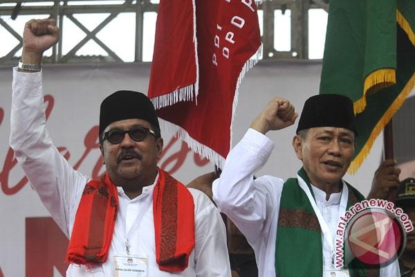Pilgub Banten 2017 Diikuti Dua Pasangan Calon
