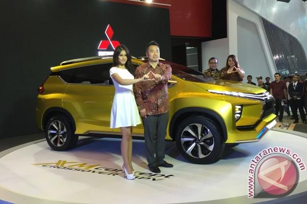 Harga Crossover MPV Mitsubishi tidak tembus Rp300 juta
