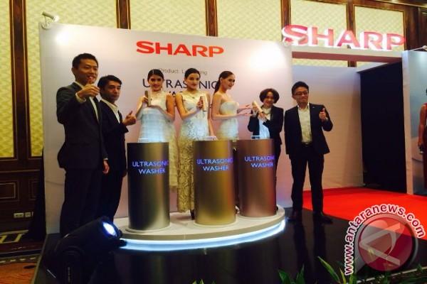 Sharp gunakan teknologi ultrasonic penghilang noda pakaian