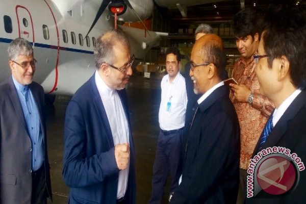 Indonesia-Iran berpotensi kembangkan industri pesawat terbang