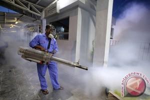Berantas nyamuk dengan fogging, puluhan santri justru keracunan hirup asap