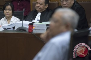 Pekan depan giliran saksi dari pihak Jessica Wongso