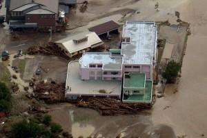 Sembilan orang tewas di panti jompo Jepang akibat banjir