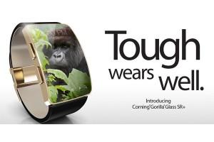 Corning hadirkan Grorilla Glass untuk wearable