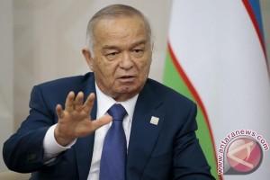 Presiden Uzbekistan diisukan meninggal dunia