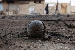 Bom curah tewaskan 400 orang, sepertiganya anak-anak