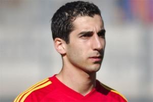 """Mkhitaryan diragukan tampil dalam """"derby"""" Manchester"""