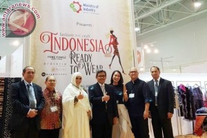 Kemenperin terbangkan produk mode Indonesia ke pasar Eropa
