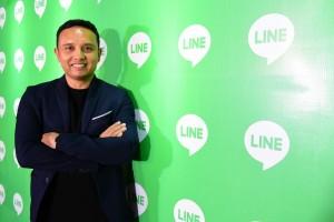 LINE kenalkan Managing Director pertama di Indonesia, komitmen perkaya nuansa lokal