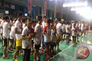 14 atlet Audisi Djarum Manado lolos ke Kudus