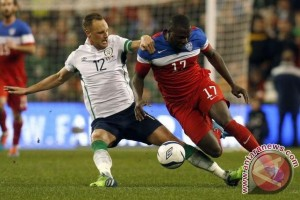 Amerika Serikat hajar St Vincent & the Grenadines 6-0