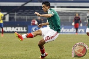 Bangkit dari ketertinggalan, Meksiko tundukkan Selandia Baru 2-1