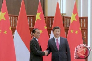 """China pastikan Jokowi hadiri  """"Belt and Road"""""""