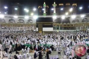 Kuota haji Banten 2017 sebanyak 9.420 orang