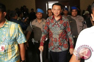 Gubernur DKI Bersaksi Kasus Reklamasi
