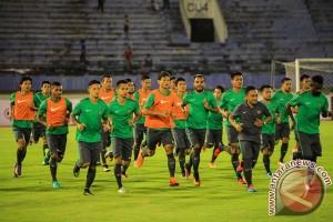 Timnas Indonesia ditahan Vietnam 2-2
