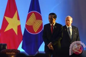 Jokowi tegaskan kepentingan stabilitas kawasan ASEAN