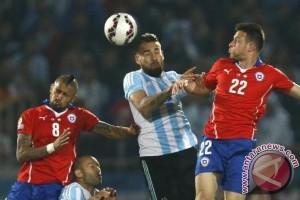 Gol Otamendi selamatkan Argentina dari kekalahan dari Venezuela