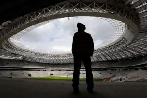 Rusia jamin stadion untuk Piala Dunia rampung tahun ini