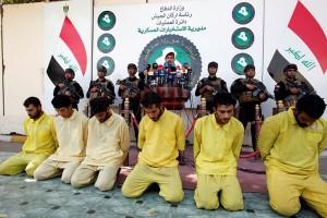 Anggota ISIS cukur jenggot saat pasukan Irak dekati Mosul