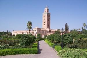 """Maroko akan punya 600 """"masjid hijau"""" sampai 2019"""