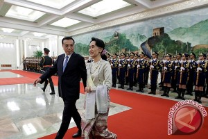 """Beijing ingin """"enyahkan intervensi"""" asing di Laut China Selatan"""
