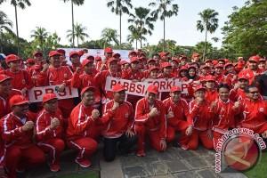 Pelepasan Kontingen PON DKI Jakarta