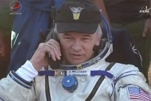 Kru Rusia-AS mendarat setelah 172 hari di antariksa